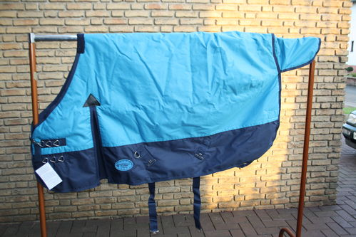 Waldhausen Outdoordecke Colorado 120 / 165 cm - blau