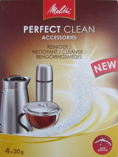 Melitta Perfect Clean Accessories Reiniger