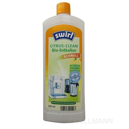 Swirl Citrus-Clean Bio-Entkalker à 250 ml